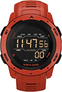Outdoor Sports Waterdichte Smart Mode Horloge Wekker Pedometer Kilometerstand Calorie Multifunctionele Horloge