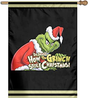 Best grinch house flag Reviews