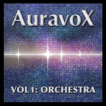 AuravoX, Vol. 1: Orchestra