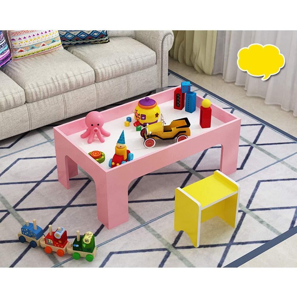 NOLLY Tabla Actividad Kid Tabla de Tren de Mesa de Madera Juego de Mesa Edificio bebé