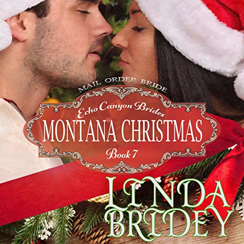 Mail Order Bride - Montana Christmas audiobook cover art