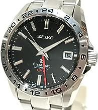 (セイコー)SEIKO 9S56-00A0 (SBGM001) GS グランドセイコー メカニカルGMT デイト メンズ腕時計 腕時計 SS メンズ 中古