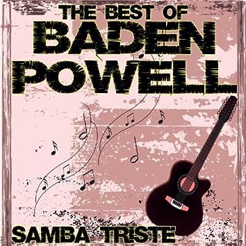 The Best Of Baden Powell - Samba Triste