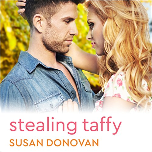 Stealing Taffy audiobook cover art