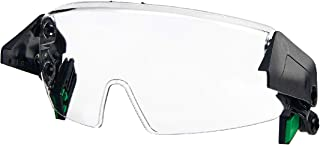 MSA 10194820 H1 V-Gard Clear Half-Face Spectacle