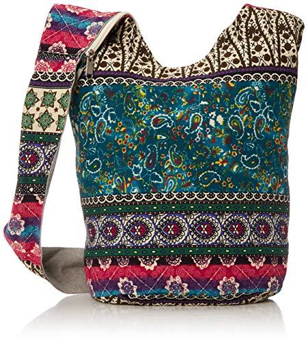 Ethnic Style Bag Lady's Everyday Crossbody Shoulder Bags Women Tourist Handbag