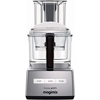 4200XL Food Processor - Satin by Magimix (Gray)