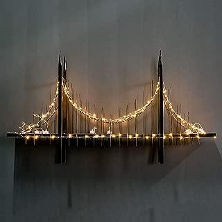 golden gate bridge shelf