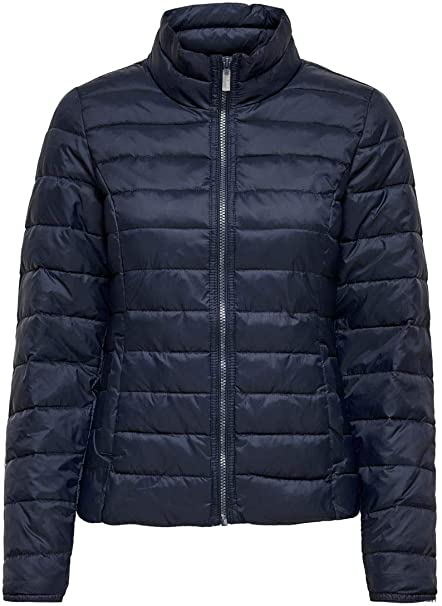 TALLA L. Only Onlnewtahoe Quilted Jacket CC Otw Steppjacke para Mujer