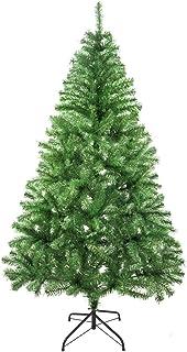 comprar comparacion Árbol de Navidad Artificial Arboles C/Soporte Metálico (Verde Brillo, 210cm 668Tips)