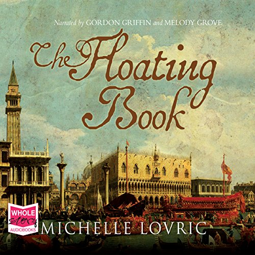 The Floating Book cover art