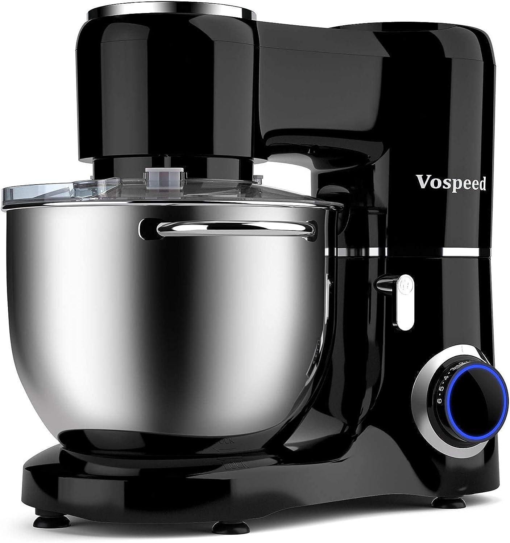 Vospeed  660W 7.5-Quart  6-Speed Tilt-Head Stand Mixer $83.99 Coupon