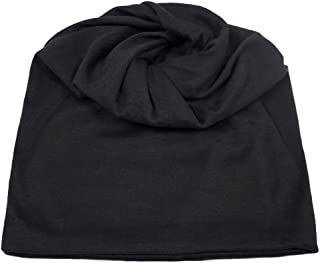 Dahlia Women's Multi-Function Beanie Hat - Open Solid Color