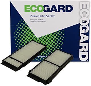 ECOGARD XC15873 Premium Cabin Air Filter Fits Mazda 3 2004-2009, 5 2006-2017