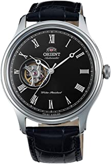 ORIENT Classic Automatic with Hand Winding Open Heart Dome Crystal Roman FAG00003B