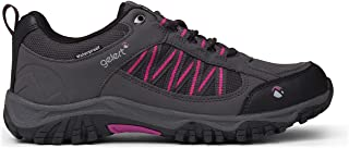 Gelert Womens Horizon Low Waterproof Walking Shoes Outdoor Trekking Hiking