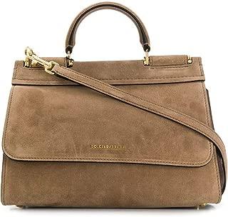 Luxury Fashion | Dolce E Gabbana Womens BB6755AA6078G144 Beige Handbag | Fall Winter 19