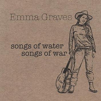 Songs of Water/Songs of War