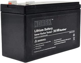 Best 12v flasher battery Reviews