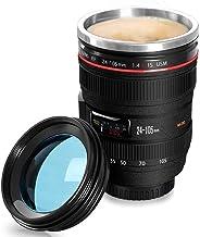 Taza para café, GLURIZ Taza de lente, 【Nueva Versión】