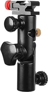Walimex Metall Blitz  und Schirmhalter (für Kompaktblitze und Reflex /Durchlichtschirme)