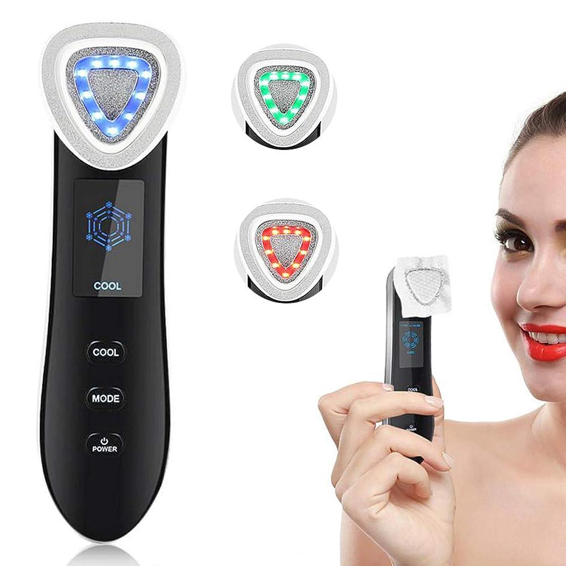 寛解クラフトアンタゴニスト美機械顔の皮 EMS RF の無線周波数 LED の装置のための皮のクリーニングの持ち上がることの若返りのしわの取り外し