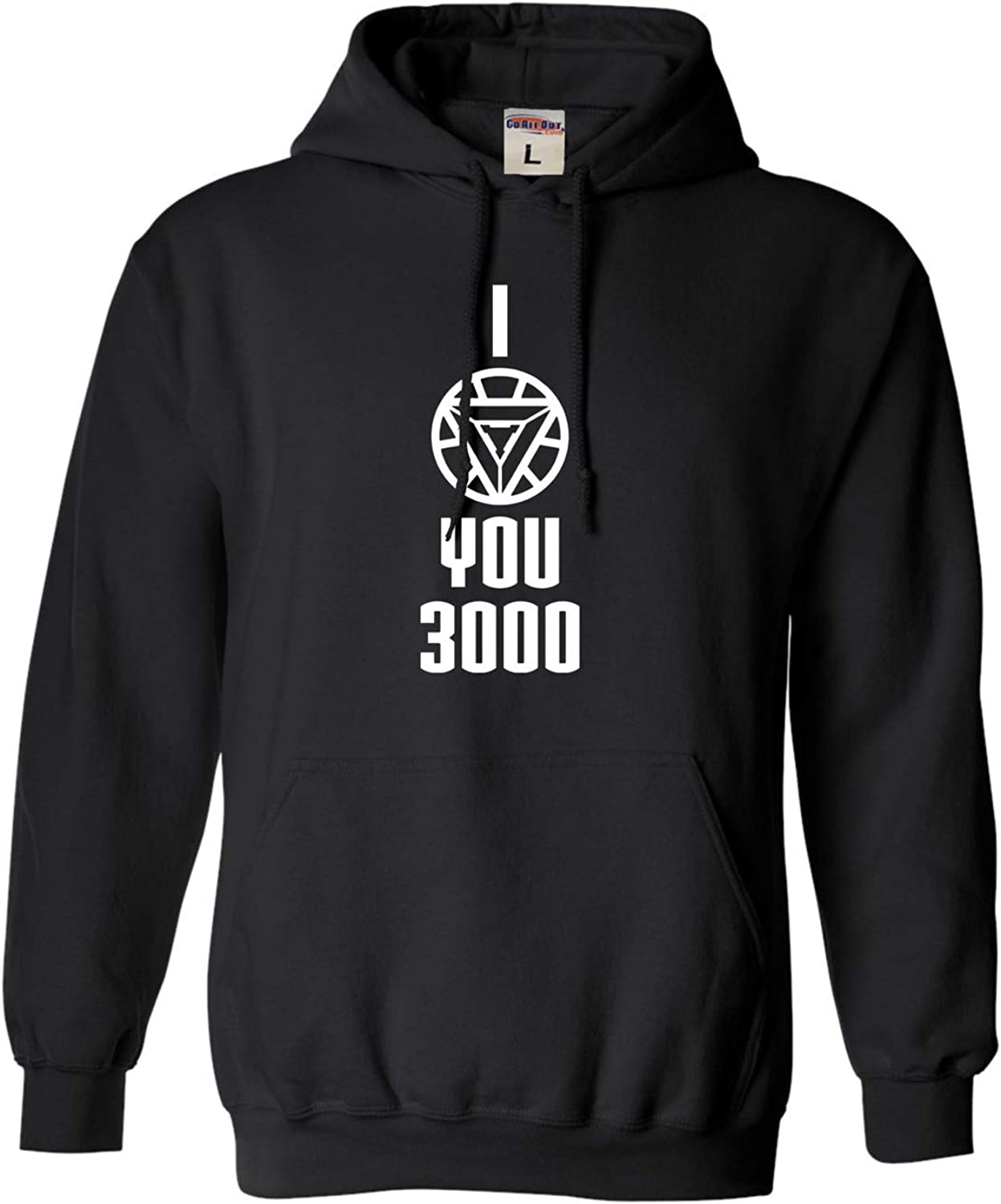 Go All Out Adult I 2021 Max 46% OFF You 3000 Love Sweatshirt Hoodie