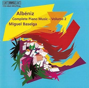 Albeniz, I.: Complete Piano Music, Vol. 2