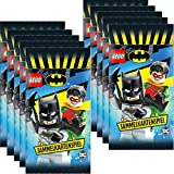 [page_title]-Batman 2019 Lego Trading Cards - 10 Booster - Deutsch