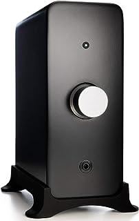 Audioengine N22 Premium Desktop wzmacniacz audio z wyjściem na słuchawki, czarny