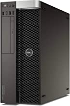 Dell Precision T5810 Workstation | Intel Xeon E5-1603 v3 | 16GB DDR4 | 512GB Solid State Drive SSD | Nvidia Quadro K420 2GB | Windows 10 Pro (Renewed)