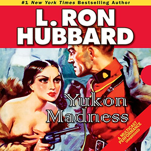 Yukon Madness audiobook cover art