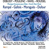 Poèmes de Ronsard pour flûte et voix: II. Ciel, air et vent