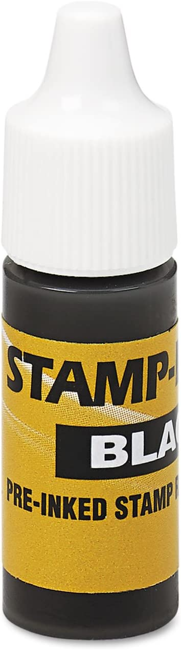 Max 86% OFF U.S. Stamp Sign Refill Ink L18650-8ZTX Free shipping anywhere in the nation INK BLACK BOTTLE REFILL