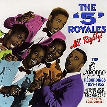 All Righty! (The Apollo Recordings 1951-1955)