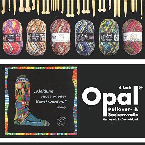 『Opal』フンデルトヴァッサー 2107 [毛糸 靴下...