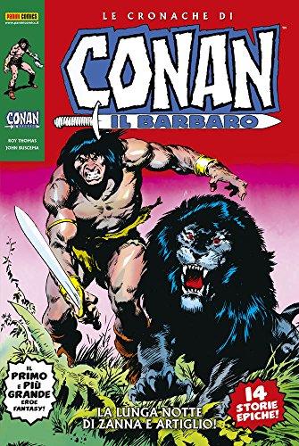 Le cronache di Conan il barbaro. Nuova serie. La lunga notte di zanna e artiglio (Vol. 1)