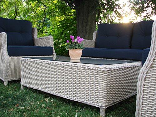Rattan Gartenmöbel – Garten Lounge Set Bild 3*
