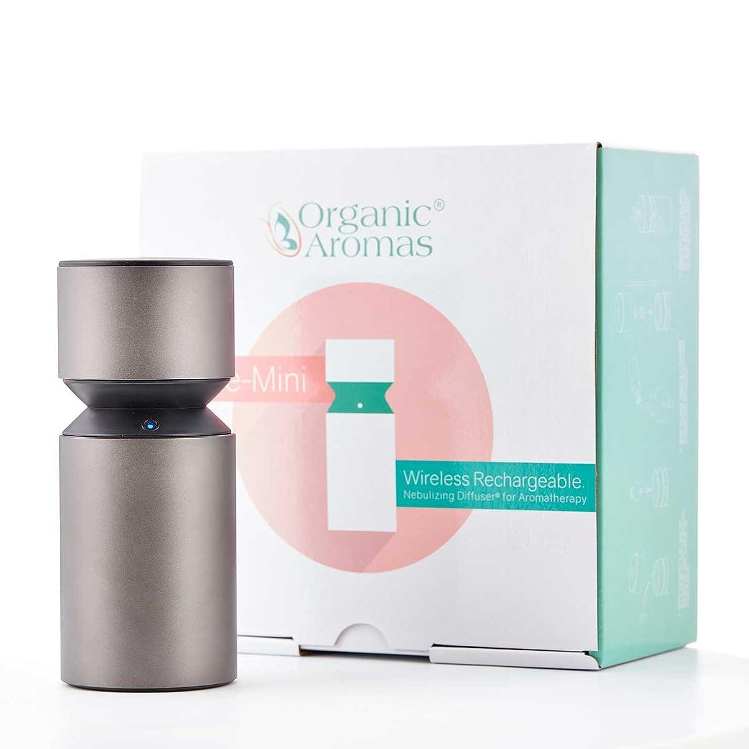 露出度の高い静める複製Organic Aromas アロマテラピー用モバイルミニ 2.0ワイヤレス充電式噴霧ディフューザー 1