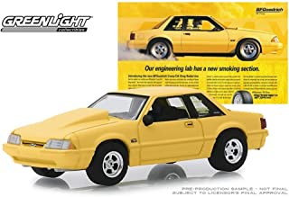 Best vintage yellow mustang Reviews