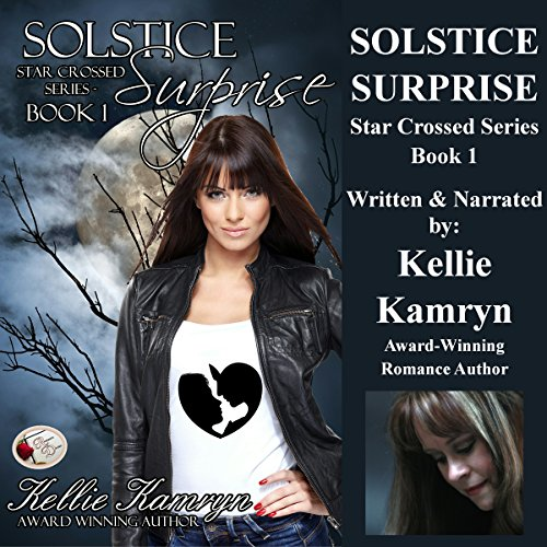 Solstice Surprise audiobook cover art