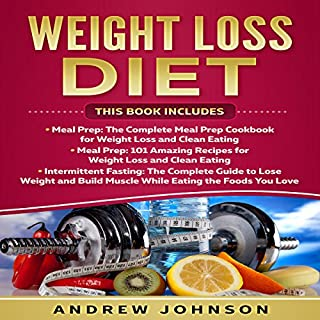 Weight Loss Diet cover art