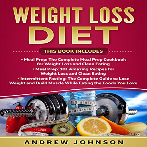 Weight Loss Diet audiobook cover art
