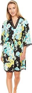 Rösch New Romance 1213156-16457 Women's Fresh Flower Cotton Nightdress