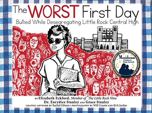 The Worst First Day: Bullied While Desegregating Little Rock Central High: (Civil Rights History) (English Edition)