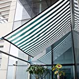 Panel De Pantalla De Malla De Protección Solar, Sunblock Shade Net Resistente A Los Rayos UV, Lona De Malla Jardín Premium, Panel Calidad Sombra Superior Flores, Plantas, Patio Patio,6.6'x6.6'