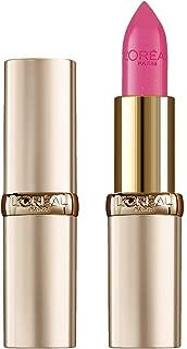 L'Oréal Paris 巴黎欧莱雅 Color Riche 唇膏,粉笔发 – 唇膏 带高贵的颜料和奶油质感 – 令人难以置信的丰富和滋养,1件装
