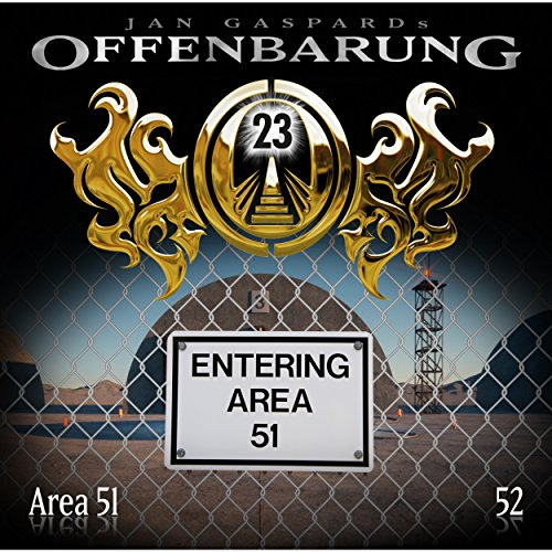Area 51 (Offenbarung 23, 52) Titelbild