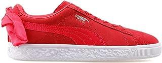 Puma Suede Bow Jr Fuşya Kadın Sneaker Ayakkabı
