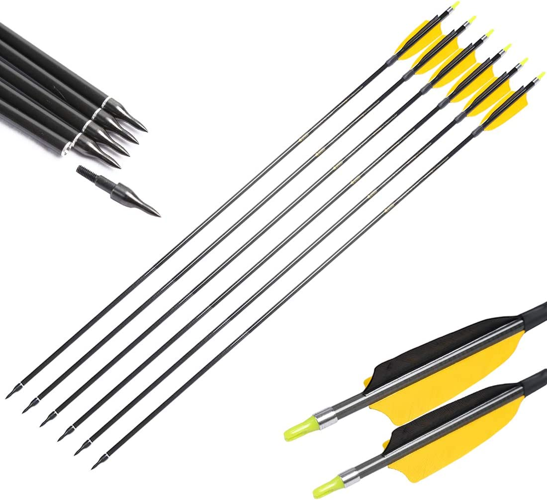 Linkboy Archery Washington Mall Carbon Arrows Spine 300 Outlet SALE fo 600 500 30 400 32inch